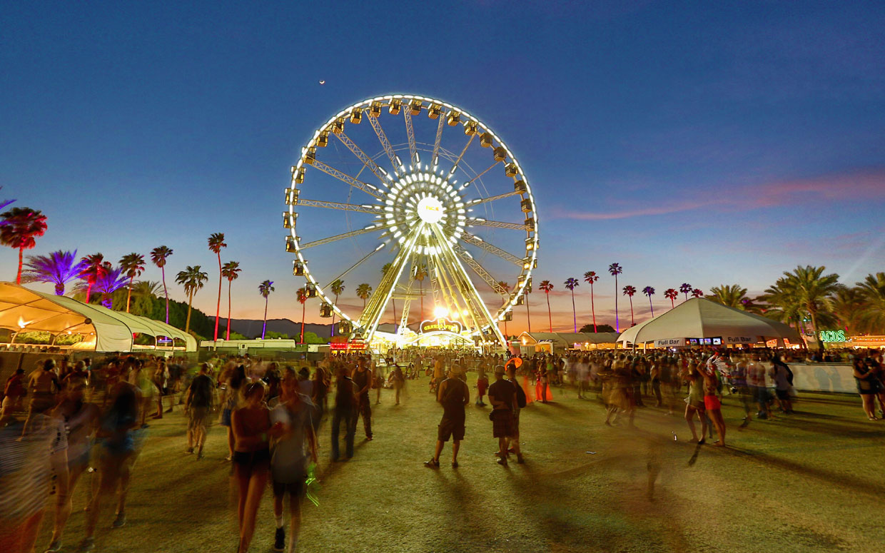 The Coachella Valley Music and Arts Festival has announced the dates for its 20th anniversary and how to get pre-sale tickets. The festival is also offering a .