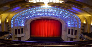 Empire Theatre- from dress circle