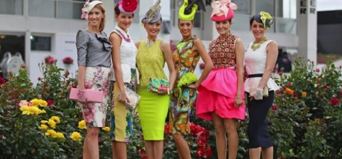 Spring Racing Frocks To Impres...