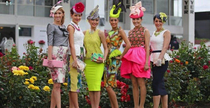 Spring Racing Frocks To Impress Under 150the Creative
