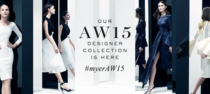 Myer Autumnwinter Fashion Launchthe Creative Issue News For Creatives