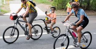 babies on bikes