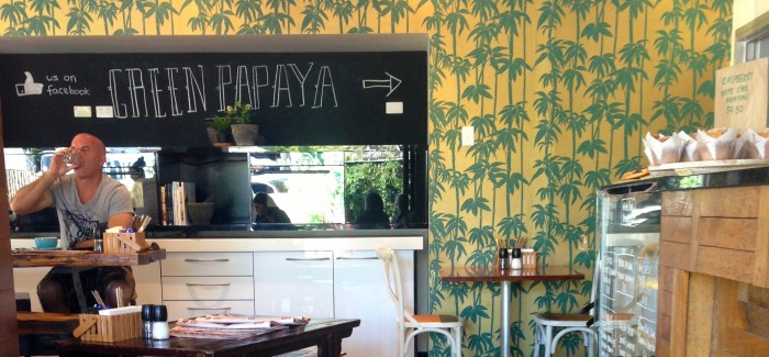 PawPaw Cafe in Woolloongabba