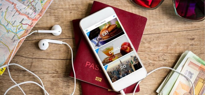 AroundAbout: Brisbane's New Travel App