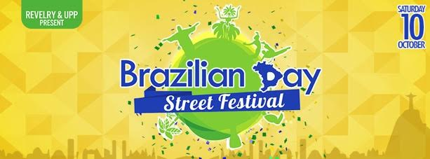 Revelry Entertainment Presents: A New Brazilian Day Festival