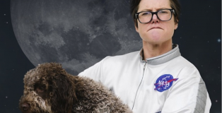 Hannah Gadsby in 'Dogmatic'