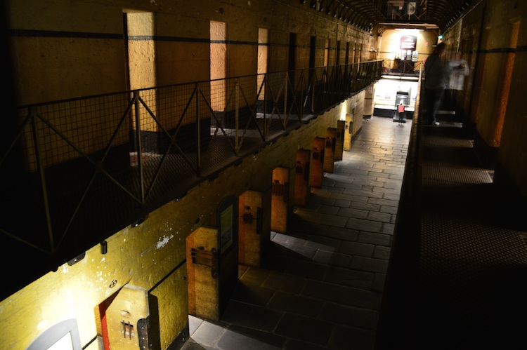 jail tour experience