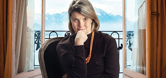 Queensland Theatre Company's thriller Switzerland
