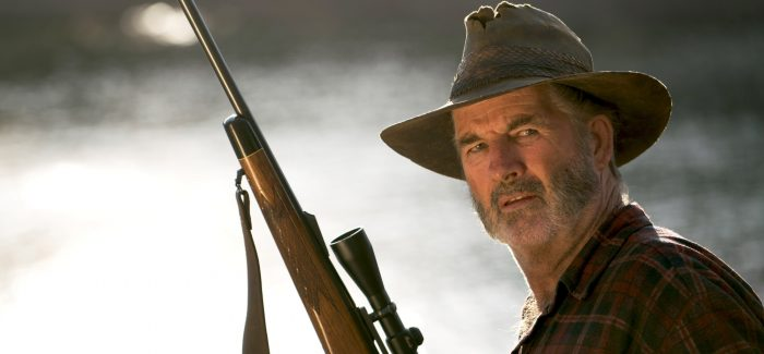 Mick Taylor meets his match in Stan's 'Wolf Creek'