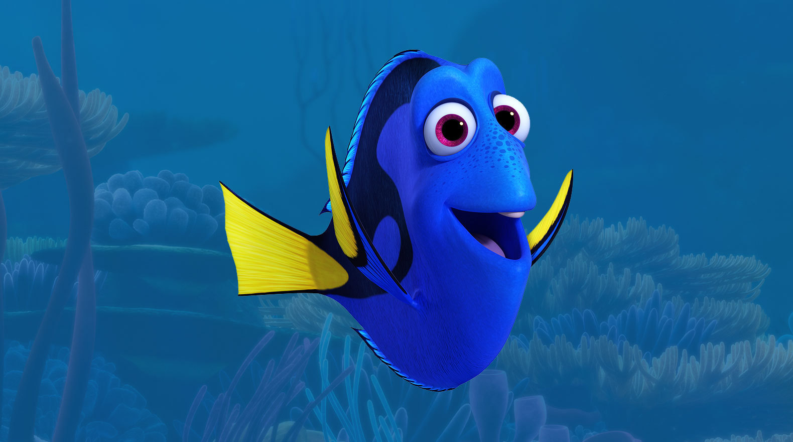 Disabled representation in modern film who has a voice for Dory fish movie