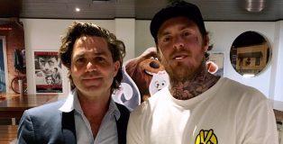 Martin McKenna and Matt Colwell (aka 360)