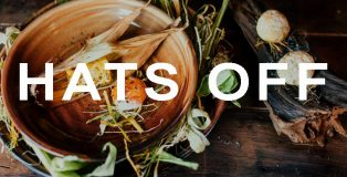 Hats Off - Good Food Month
