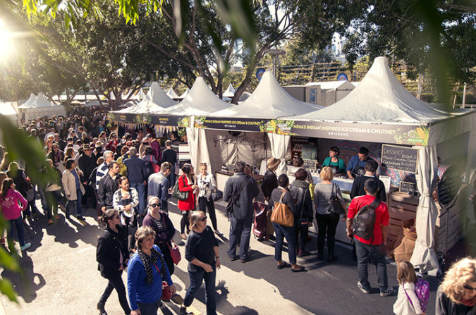 Food And Wine Festival Southbank Brisbane