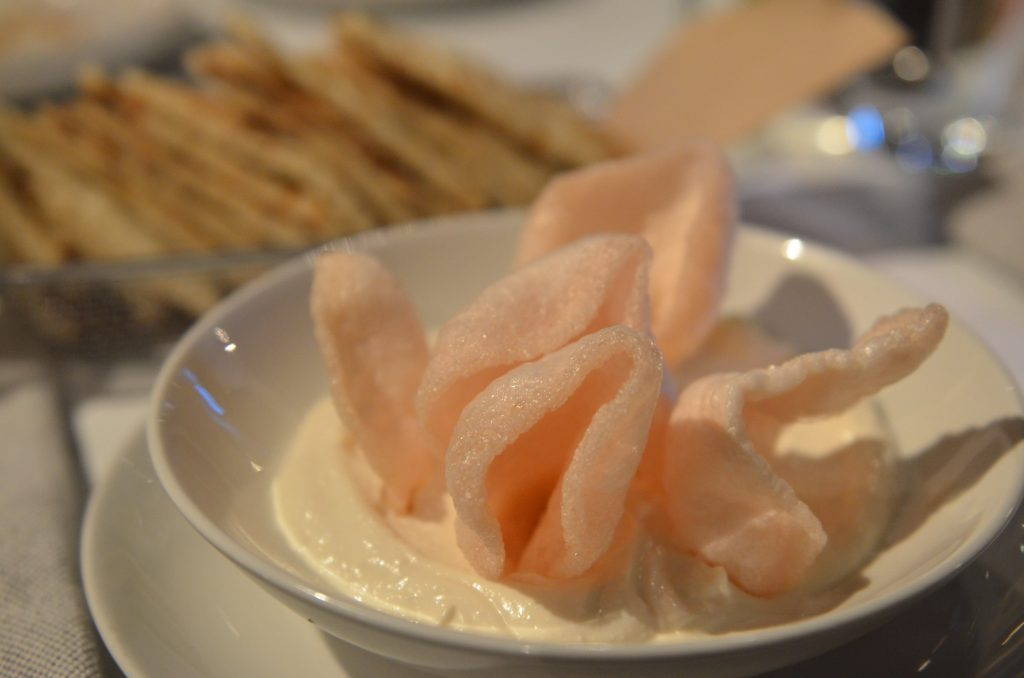 Taramosalata Prawn Crackers