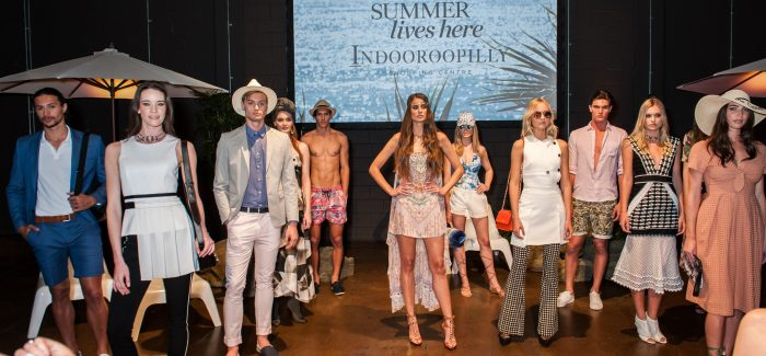 Summer Lives Here: ISC Fashion Launch