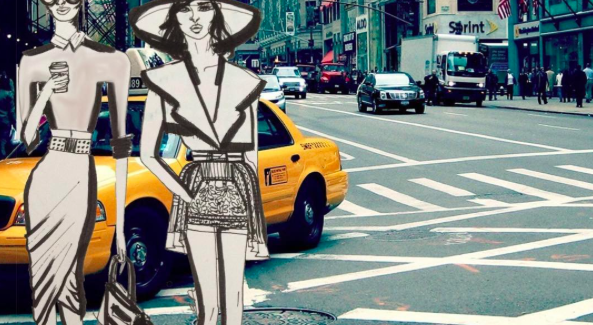 ILLUSTRATING FASHION WITH EUGENIE ZHAN