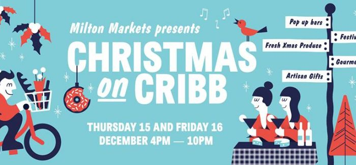 Holiday shopping made easy and fun at Christmas on Cribb!