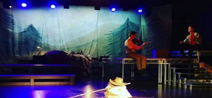 Seven Brides for Seven Brothers Hits the Stage