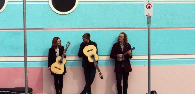 Rosa Guitar Trio on Dots + Loops Companions Festival