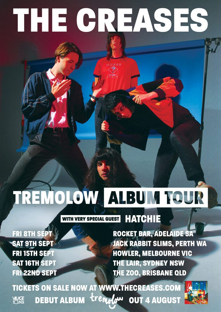 TREMOLOW TOUR ART