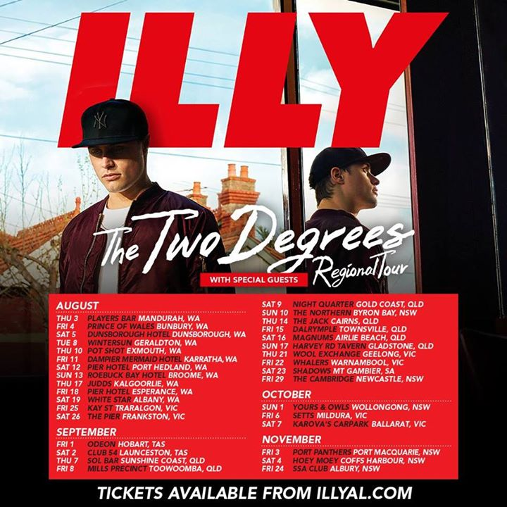 illy tour poster clearer