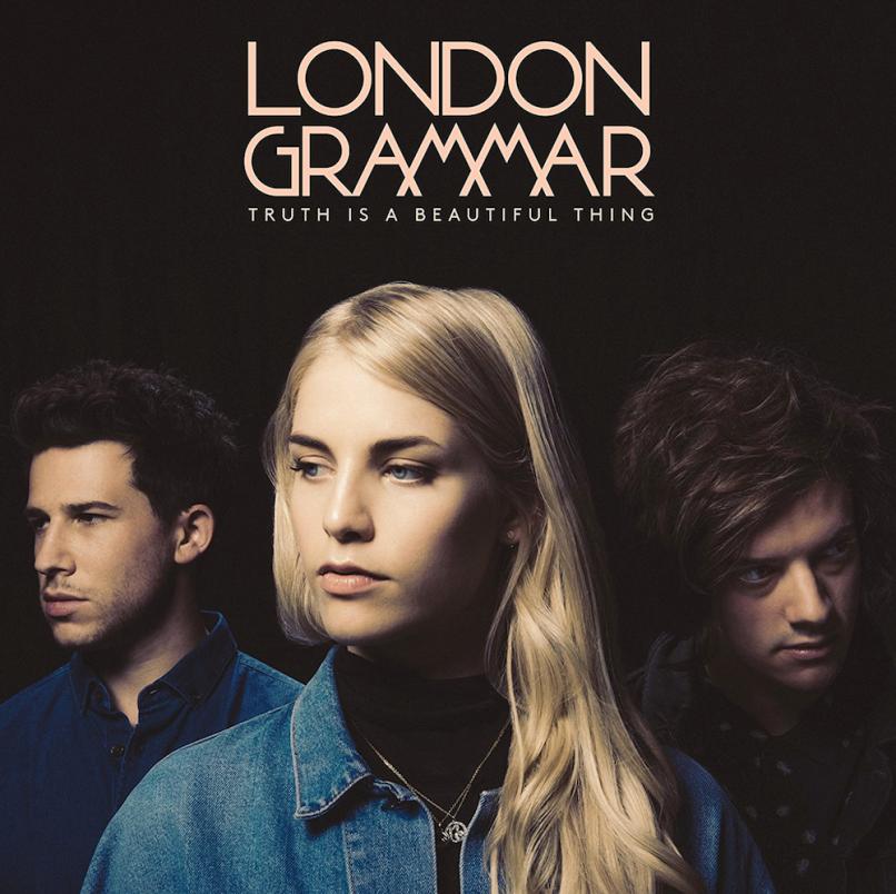 london grammar album cover