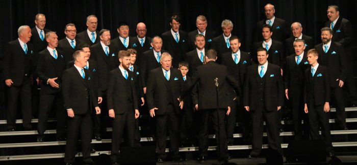 Sound Connection; Barbershop and the Australian a Cappella scene