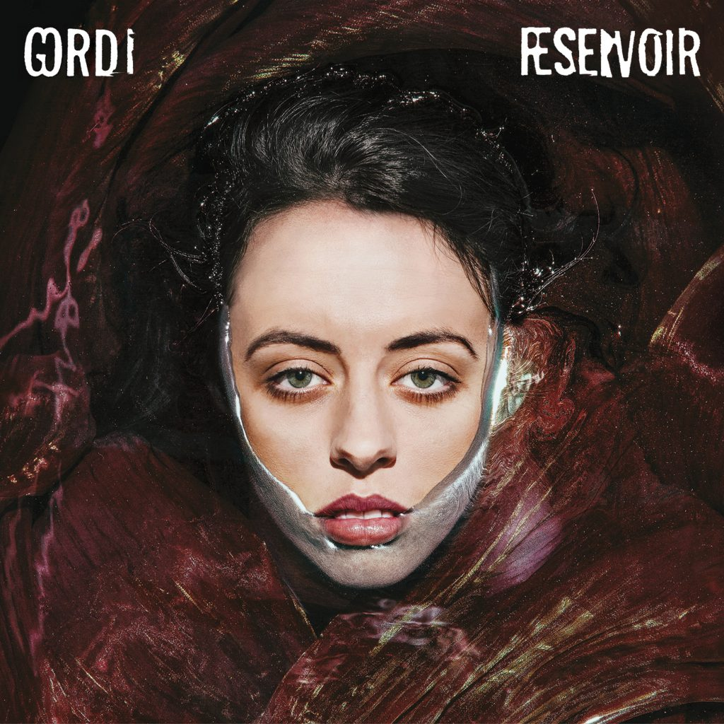 Gordi - Reservoir album art