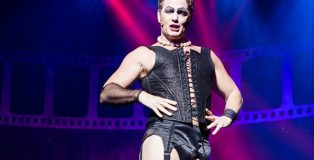 Richard O'Brien's Rocky Horror Show returns to Melbourne's Comedy Theatre Friday 12 June 2015. (AAP Image/Noise 11/Ros O'Gorman) NO ARCHIVING, EDITORIAL USE ONLY