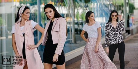 This is Brisbane Fashion Month