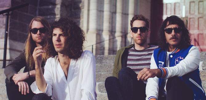 Pretty City Wrap Up Their European Tour