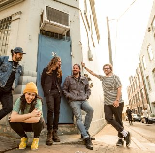 WAAX's Chris On Touring And Writing For Their Debut Album