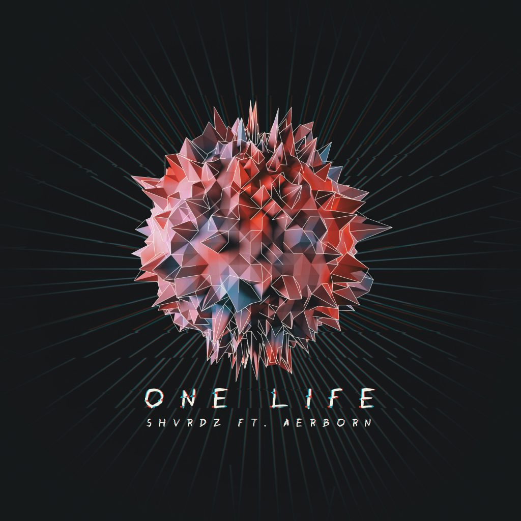 One Life single artwork
