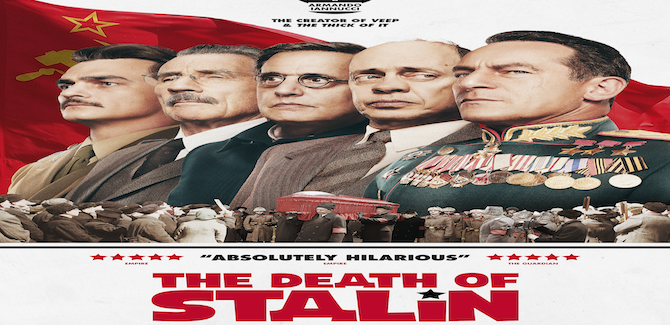 The Death of Stalin Review: Political satire at it's best