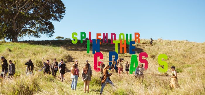 Splendour in The Grass Drops 2018 Lineup