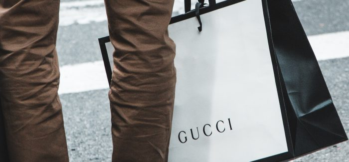 The year that High-Fashion brands became…mainstream