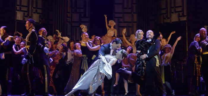 Inside Australia's Biggest Show: The Merry Widow Opera