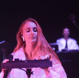 Vera Blue's Lady Powers in Brisbane