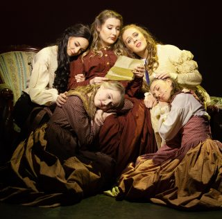 Little Women: the Broadway musical at The Brisbane Powerhouse
