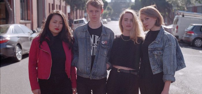 Moaning Lisa Discuss New Music, Girls To The Front and BIGSOUND