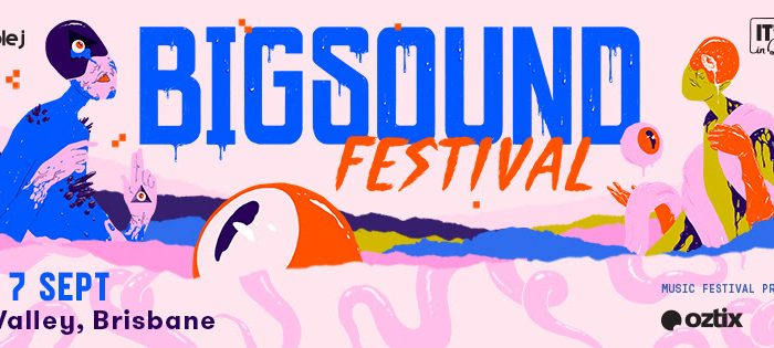 The Full BIGSOUND 2018 Program Has Been Revealed