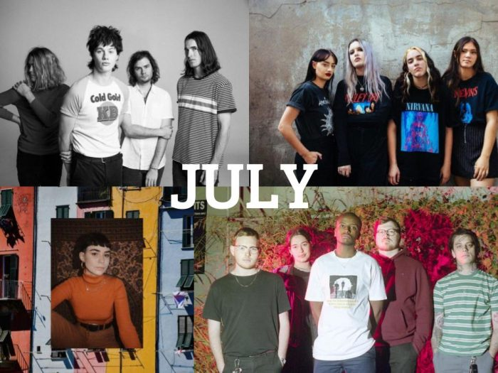 July in Retrospective: A handful of last month's best releases.