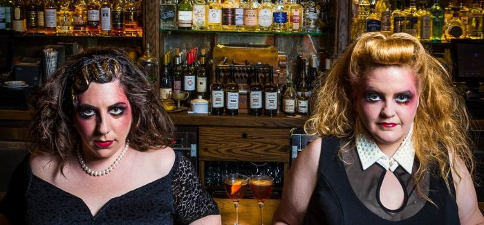 Raise a glass to gin-soaked cabaret Mother's Ruin