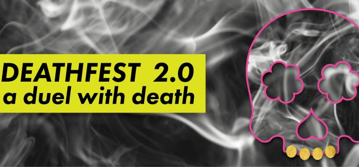 Learning how to live, through Deathfest 2.0: Jo Thomas