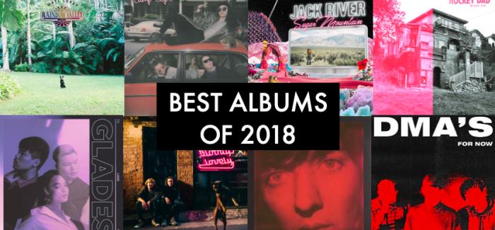 Best Aussie Albums of 2018