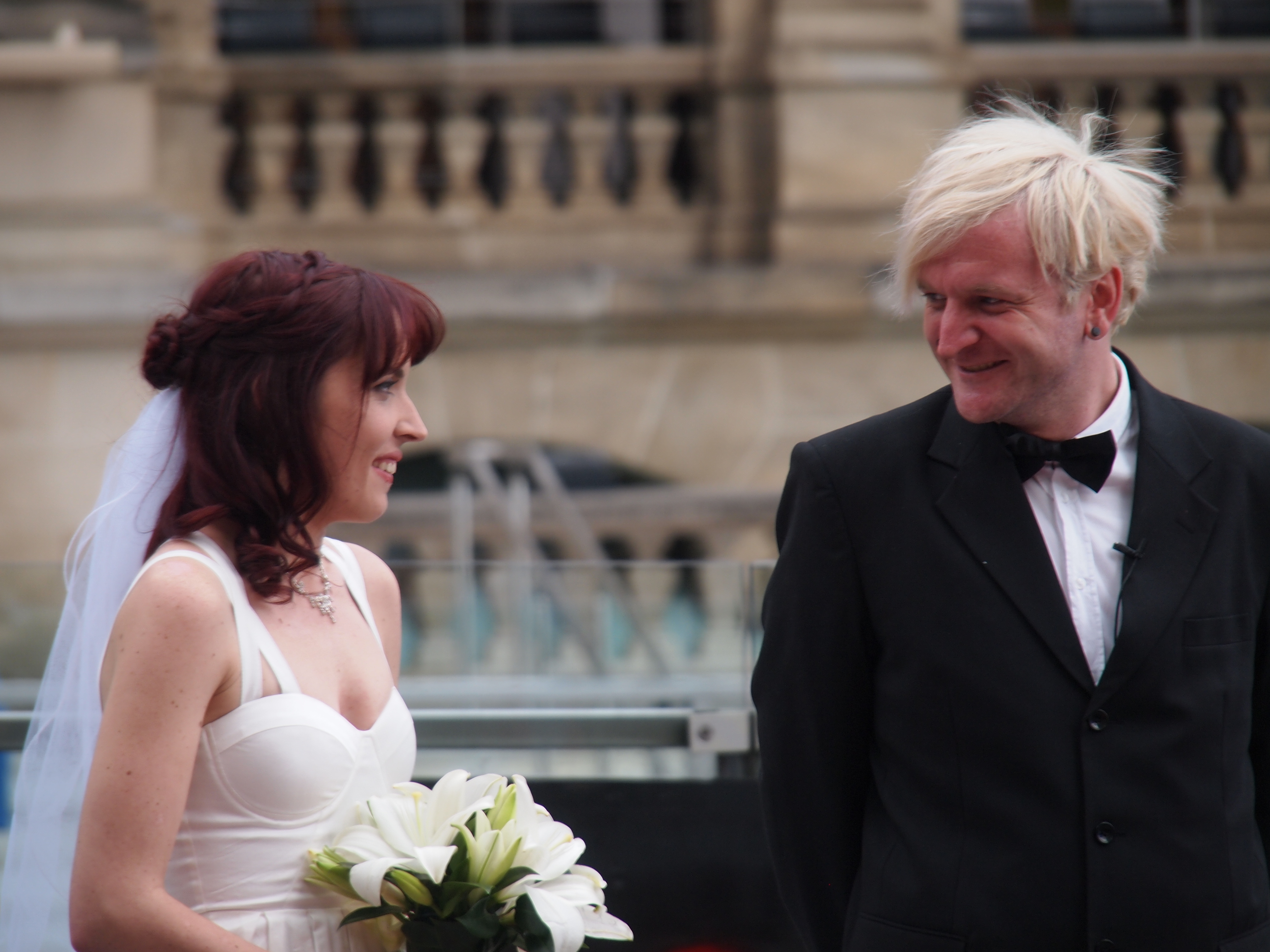 """Gay Marriage in the Spotlight – On Set of Documentary """"Love Like Yours"""""""