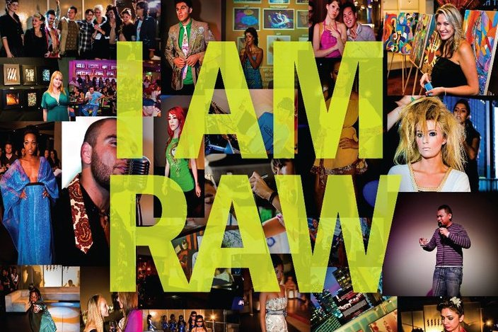 Elevation: a RAW:natural born artists event