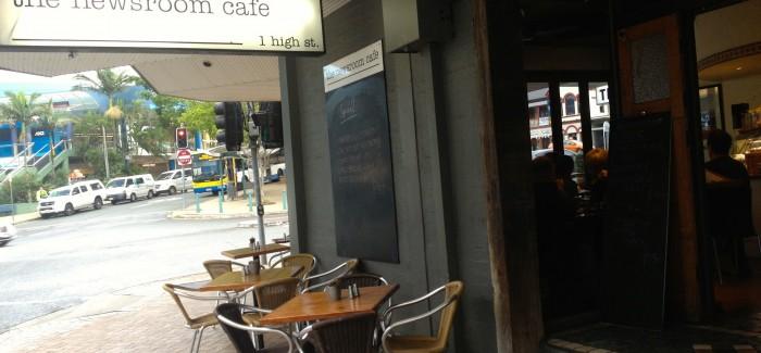 The Newsroom Cafe