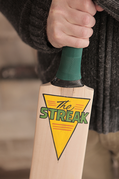 The Streak, a short film about backyard cricket
