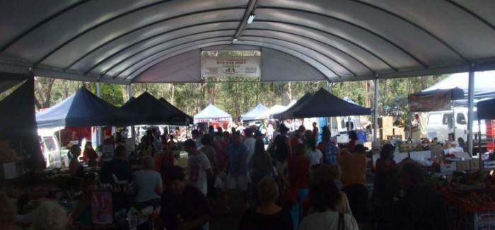 Spring clean at the Chandler Markets